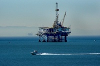 offshore oil platform нефть платформа море шельф