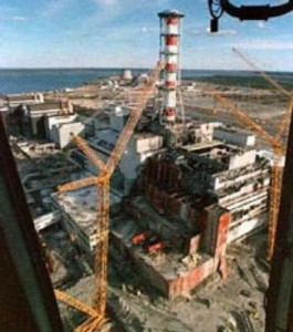 Chernobyl - after explosion