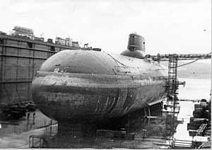 nuclear sub decommissioning