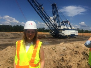 Bellona's Sirin Engen visits CCS projects in the US