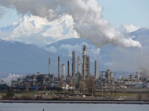 Anacortes-oil-Refinery