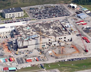 SRS MOX Plant - July 30 2015