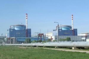 Khmelnytsky nuclear power plant