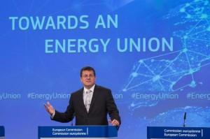 Vice-President Šefčovič © European Union, 2015