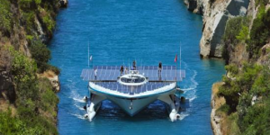 Race for Water Solar Vessel