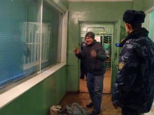 leaving prison Vitishko