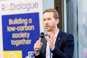 Building trust is key to the energy transition, says Bellona adviser Olav Øye