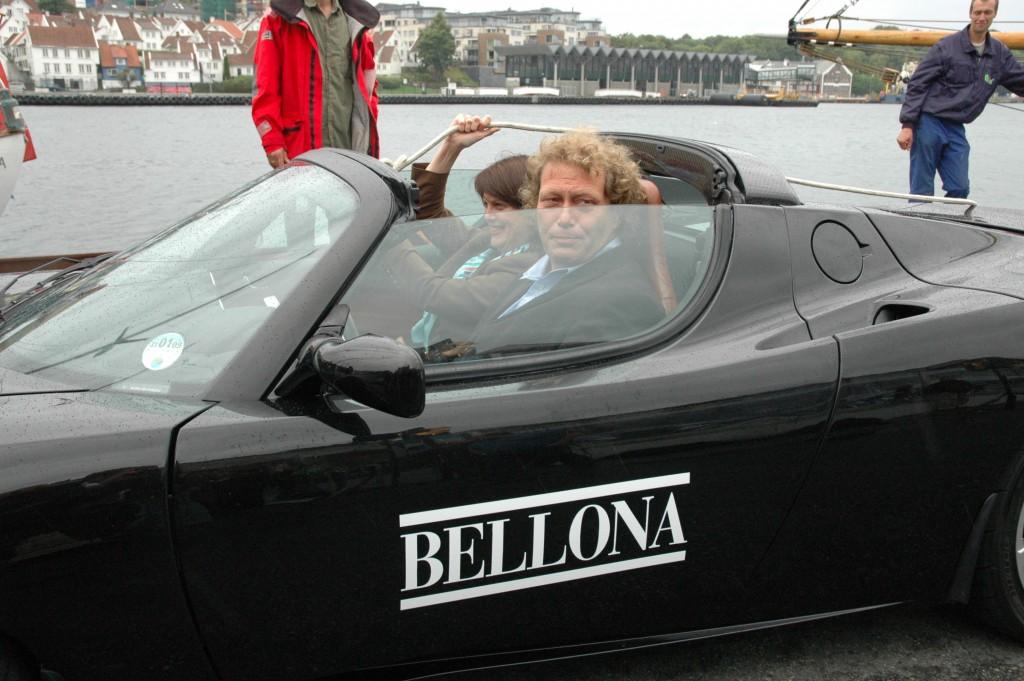 ONS-2008-Bellona-konferanse-Frederic-Hauge-og-Lois-Quam-fra-Piper-Jaffrey-med-Tesla-3-foto-M