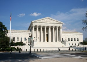 The United States Supreme Court building. (Photo: Wikipedia)
