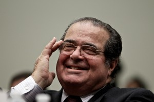 Supreme Court Justice Antonin Scalia, who died on Februray 13, 2016. (Photo: Wikipedia)