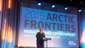 solberg arctic frontiers