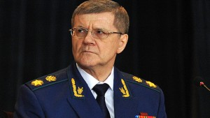 Russian Prosecutor General Yury Chaika. (Photo: YouTube still)