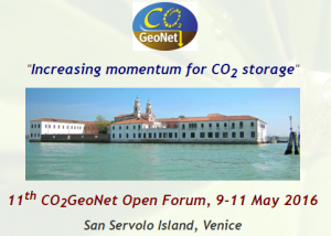CO2GeoNet 11th Open Forum