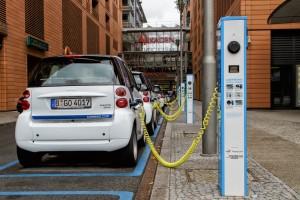 EV charging berlin