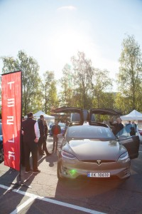 Oslo taxi event