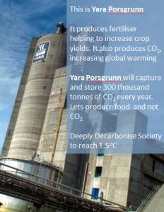 Yara fertiliser