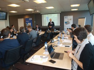 Bellona Europa Director Jonas Helseth opening debate 'Manufacturing our Future: Industries, EU Regions and Climate', 13 October 2016, Brussels