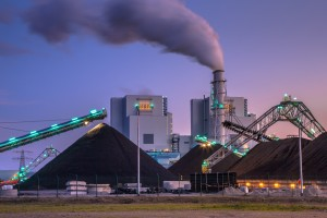 Coal plays a vital role in electricity generation worldwide. Altough modern plants are much more efficient than before, it is not a clean form of electricity.