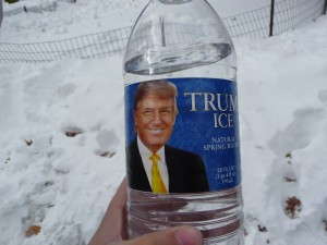 A Trump presidency would pour cold water on American climate initiatives. Photo: Wikiepedia)