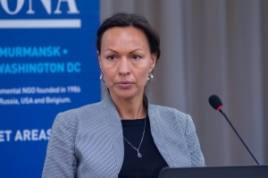 Iryna Verbitskaya, DTEK. Bellona´s 1st Forum