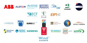 Platform members logos