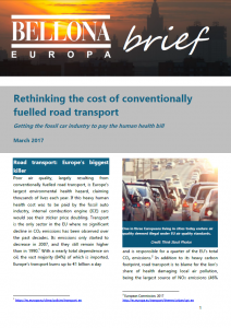 Cover Page_Rethinking the cost of conventionally fuelled road transport