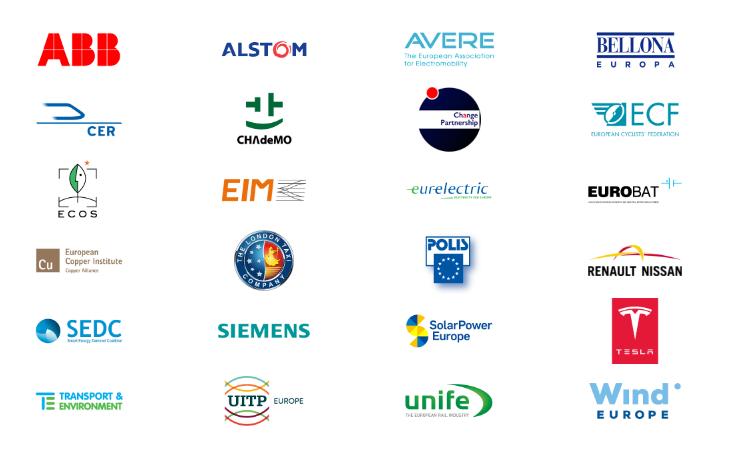 Electro-Mobility Platform Members