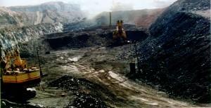 Russia coal mines