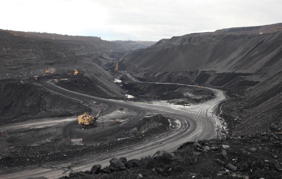 Chernigovsky coal mine