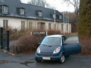 Bellona Electric car