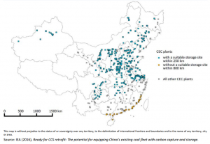 co2 storage network china