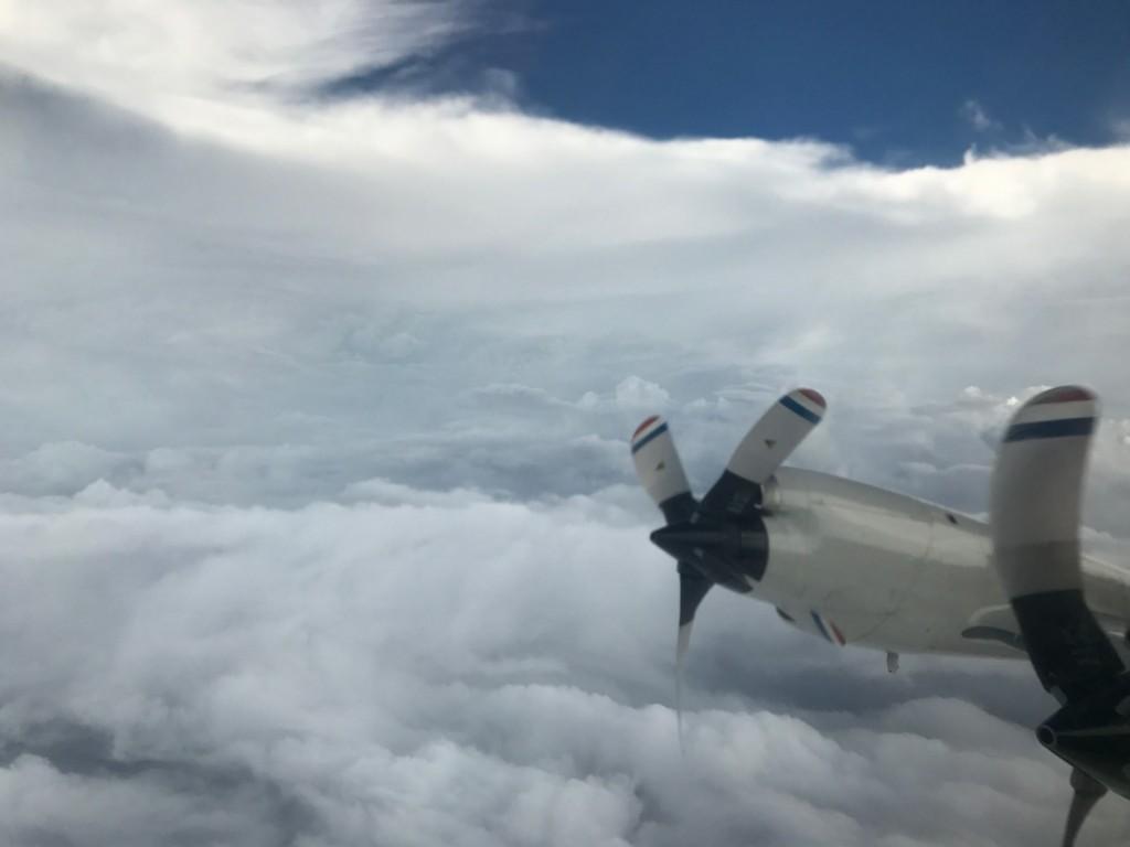 NOAA_Hurricane_Hunters_flying_through_Hurricane_Irma