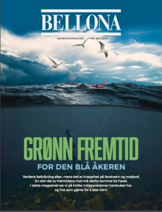 The great blue - Bellona solutions for sustainable