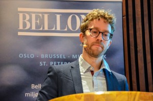 CCS seminar Olav Øye Bellona