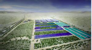 Перспективне бачення розширення комплексу в Йорданії