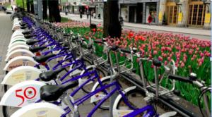 Громадські велосипеди в Осло