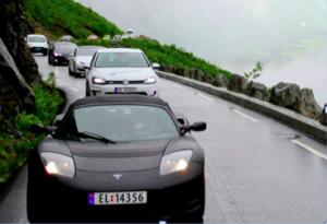 На норвезьких дорогах