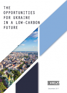 Ukraine Report Cover