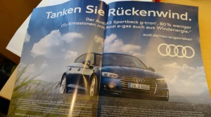 Audi's g-tron, Power-to-X 'e-fuels' – a last fossil breath, or a greenwashing scandal of vast proportions?