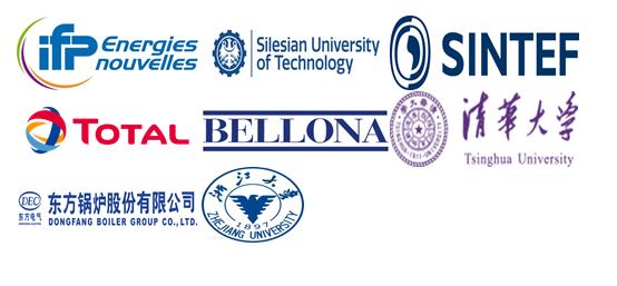 CHEERS members logos