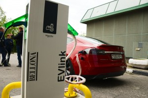 e-car charing murmansk