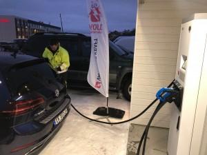 electric car kirkenes