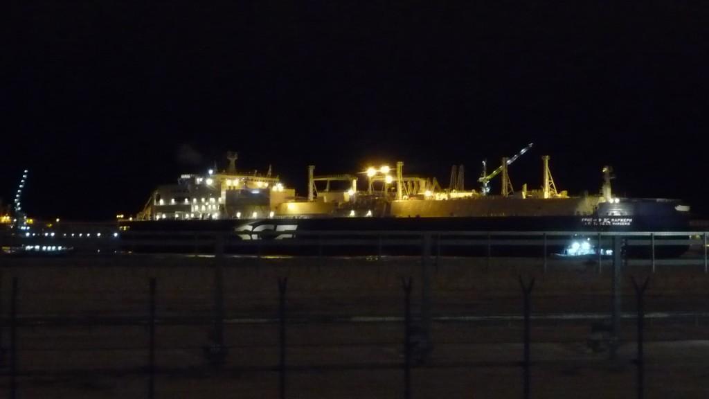 Christophe de Margerie tanker Yamal LNG
