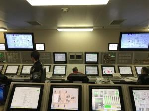 akademik lomonosov control room