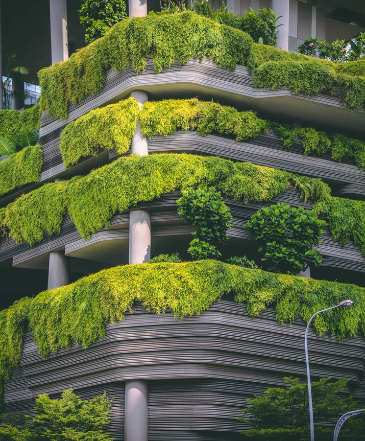 Park Royal Apartments: Building Smart, Green And High: What The EU Can Learn From