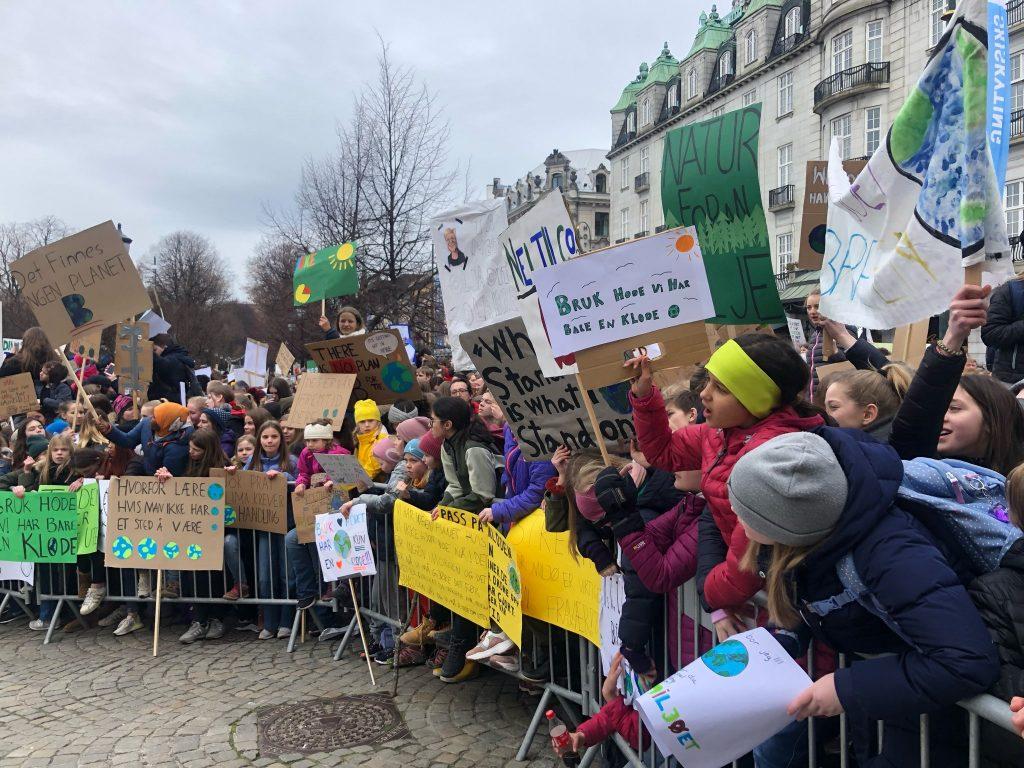 climate march oslo 2