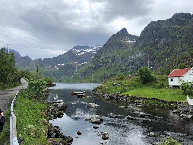 Lofoten_village