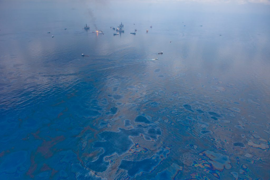 Warzone_in_Gulf_of_Mexico deepwater horozin