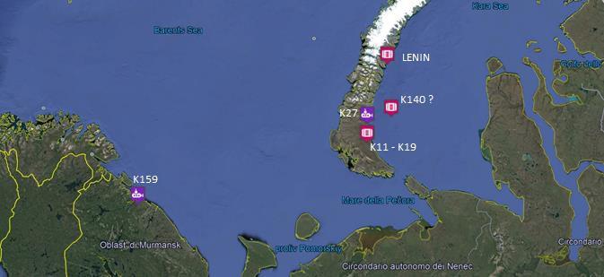 sunken subs map