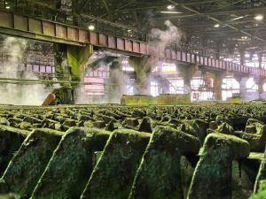 kmmc copper smellting